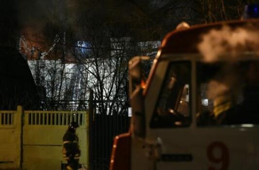 Vingt-trois tués dans l'incendie d'un hôpital neuro-psychiatrique dans le sud-ouest de la Russie