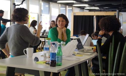 Dans les coulisses du Startup Weekend Rennes