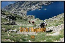 L'Col de l'Hospitalet dans les Pyrénées