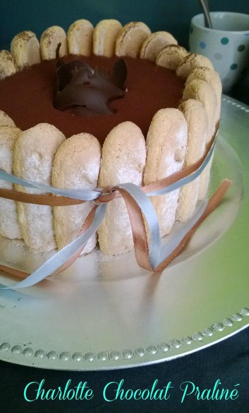 Charlotte Chocolat Praliné