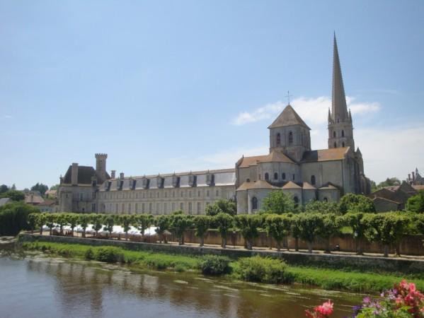 Abbaye de Saint-Savin (Vienne)