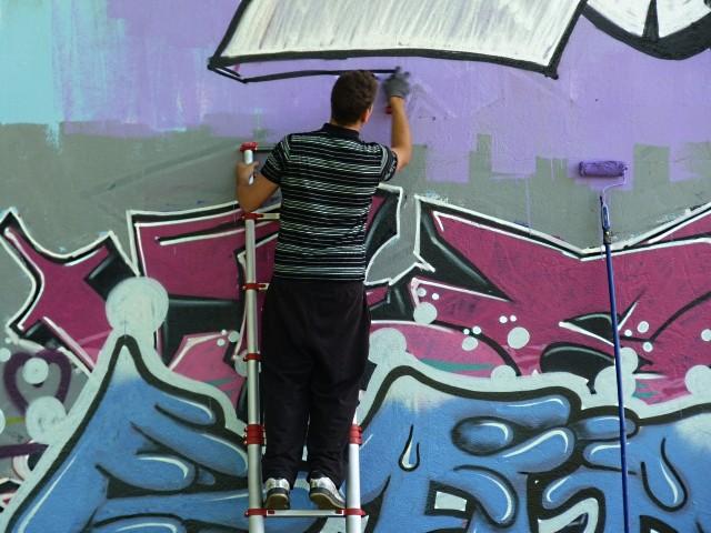 Graffiti à Metz 3 Marc de Metz 2011