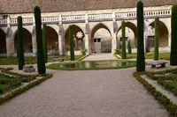 L'abbaye de Royaumont (Val d'Oise)