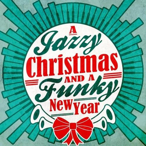 "Various Artists : Mp3 "" A Jazzy Christmas And Funky New Year "" U-5 Music Group Records [ US ]"