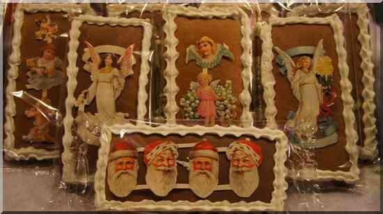 Noël marché de Noël en Alsace pains d'épides