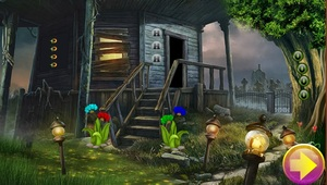 Jouer à G4K Escape from graveyard house