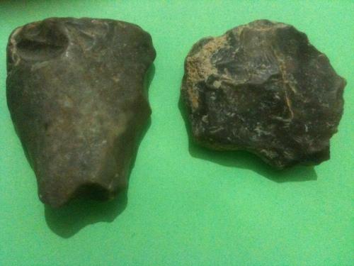 Mes pierres préhistoriques