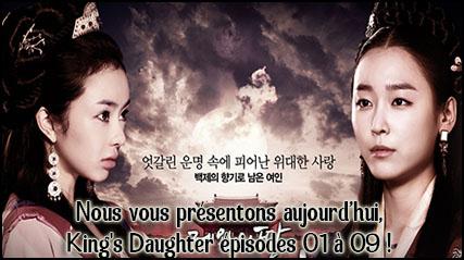 King's daughter drama vostfr