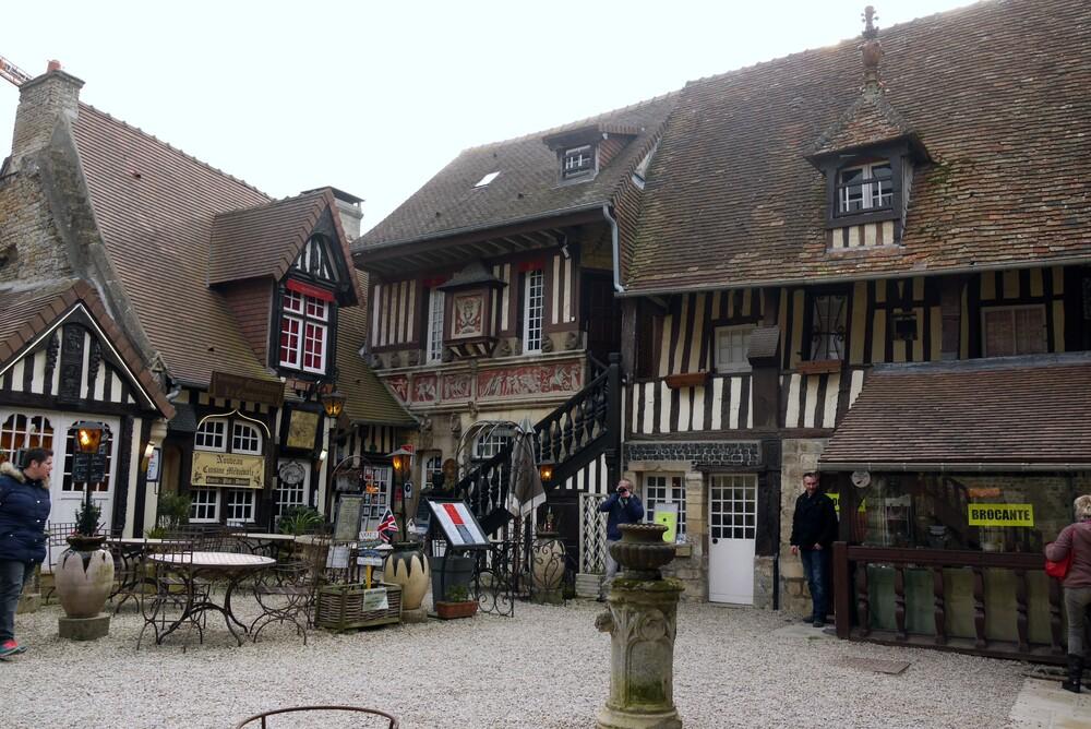 Dives sur mer - Normandie - Calvados