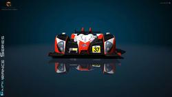 Team Intersport Racing Oreca FLM09 - ALMS11