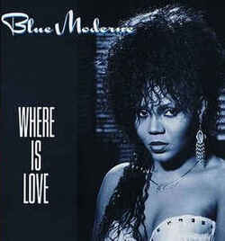 Blue Moderne - Where Is Love - Complete LP