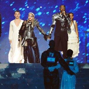 Madonna a l'Eurovision : musique et politique