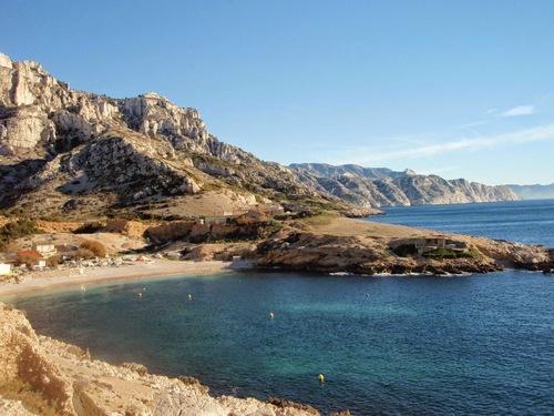 Calanque de Marseillevyre