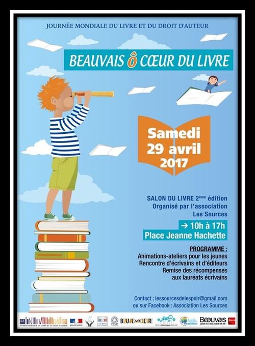 29/04/2017 - Salon du Livre de Beauvais