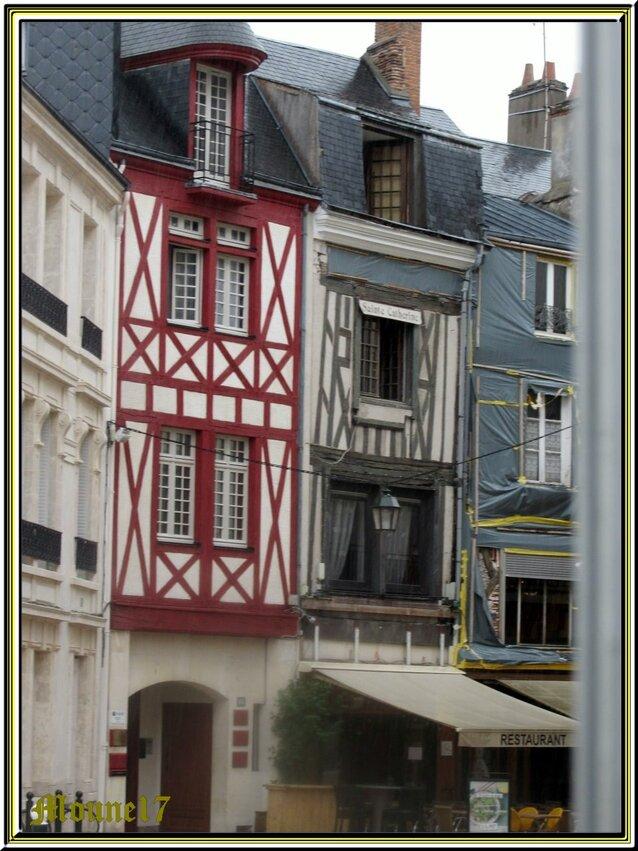 Balade à Orléans (loiret)