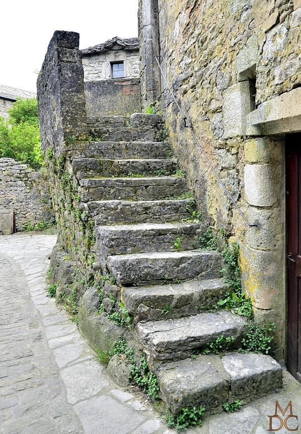 LA COUVERTOIRADE (12 - Aveyron)