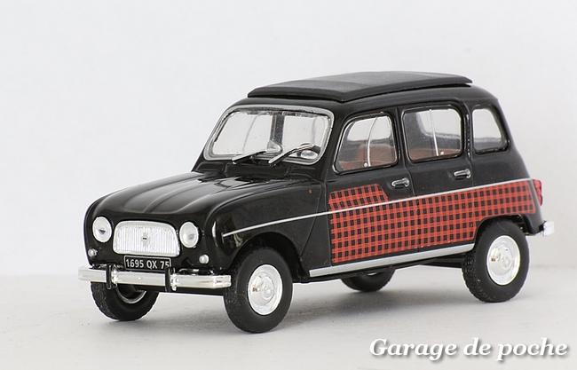Renault 4L Parisienne 1965