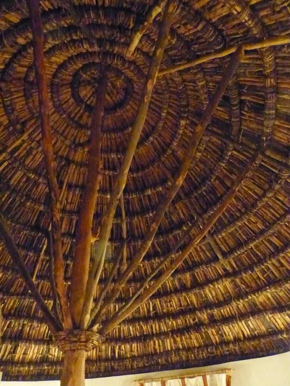 le Kanta lodge à Konso; les chambres;