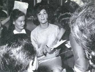 13 novembre 1962 / Première dédicace-partie