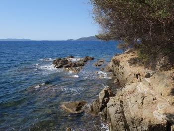 Sur le sentier littoral