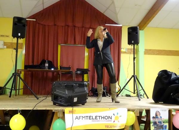 Le Téléthon à Laignes seconde partie