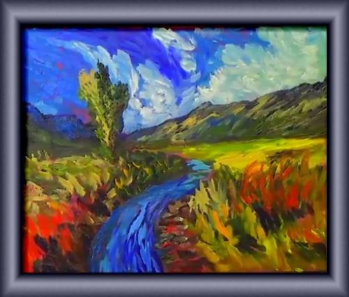 Peindre Van gogh