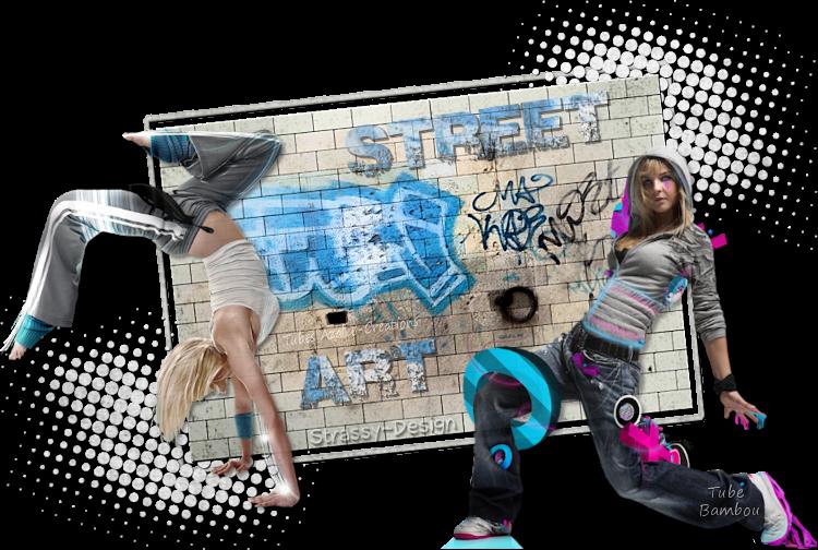 Graffiti - Chez Odyssey Graph