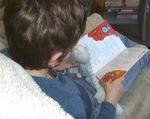 Boucles d'Or - lecture de Noël