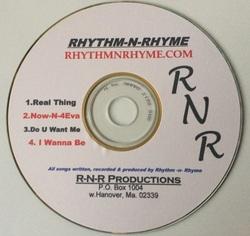 RHYTHM-N-RHYME - R-N-R (EP 199x)