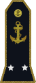 L'amiral  PERREE Jean-Baptiste