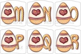 Abécédaire Pâques !