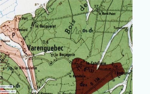LES REMPARTS DE VARENGUEBEC (Manche)