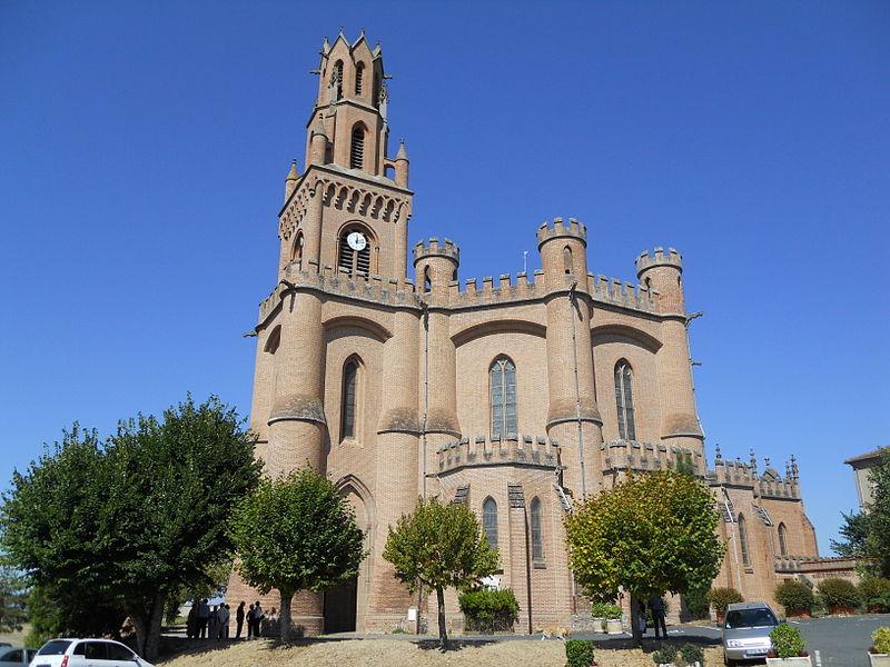 Albi : Notre-Dame de la Drèche