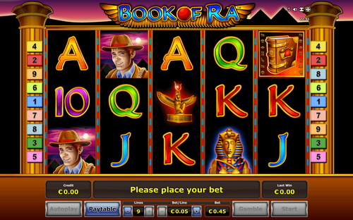 The Most Amazing Casino Games Online