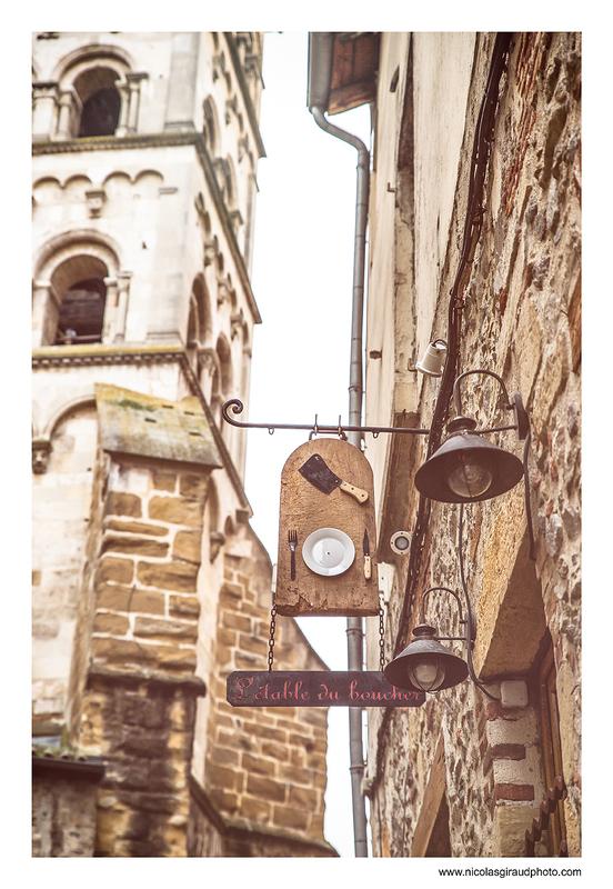 Vienne, cité Gallo Romaine de la vallée du Rhône