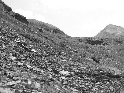 Echec au Col de l'Autaret (3072m)