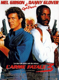 ARME FATALE 3 BOX OFFICE FRANCE 1992