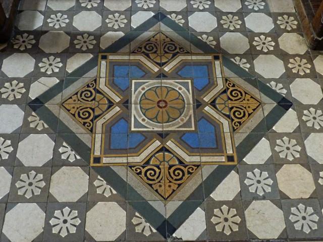 Gorze église Saint-Etienne 29 Marc de Metz 2001