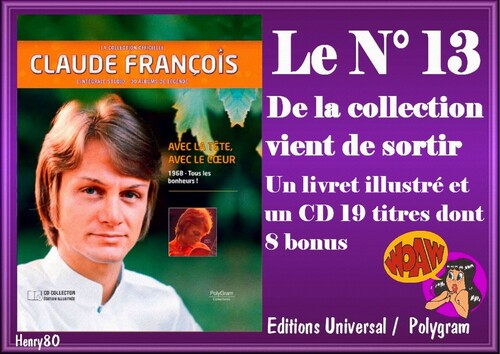 N° 13 DE LA COLLECTION OFFICIELLE