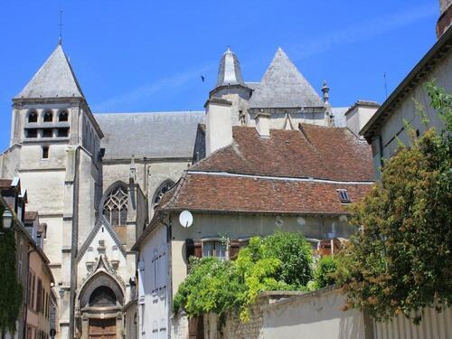 Rénovation de l'église Saint-Etienne de Bar sur Seine