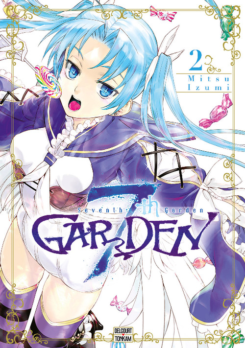 7th garden - Tome 02 - Mitsu Izumi