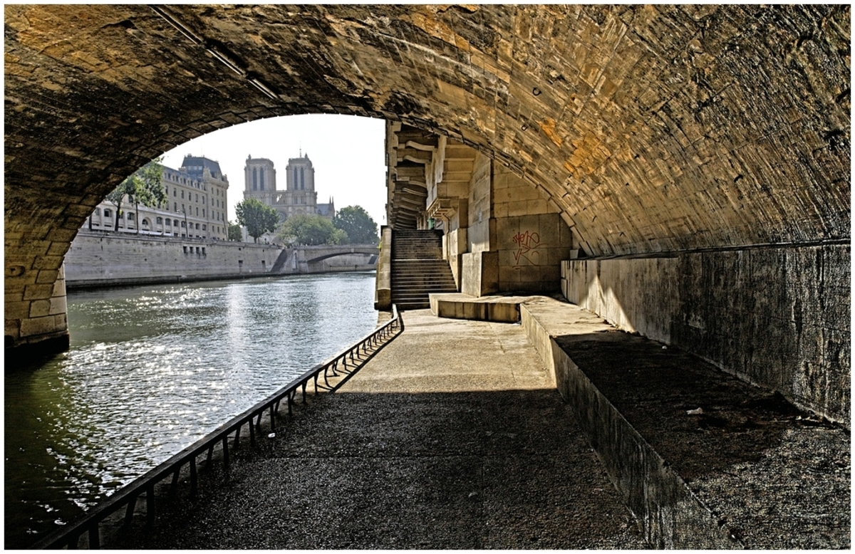 Paris Chambre avec vue
