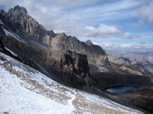 Pointe du Girardin (2876 m)