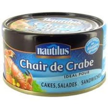 crabe boite