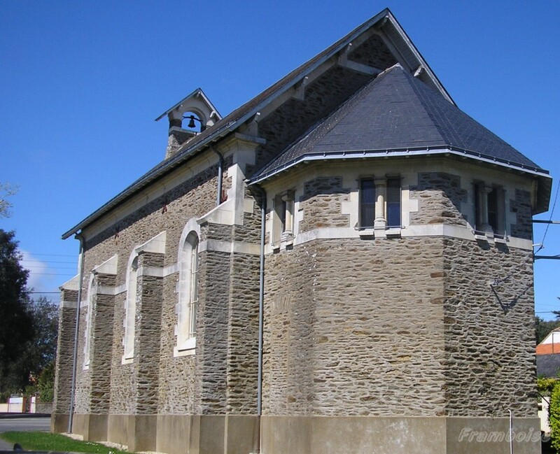 Chapelle Notre Dame de Gourmalon à Pornic