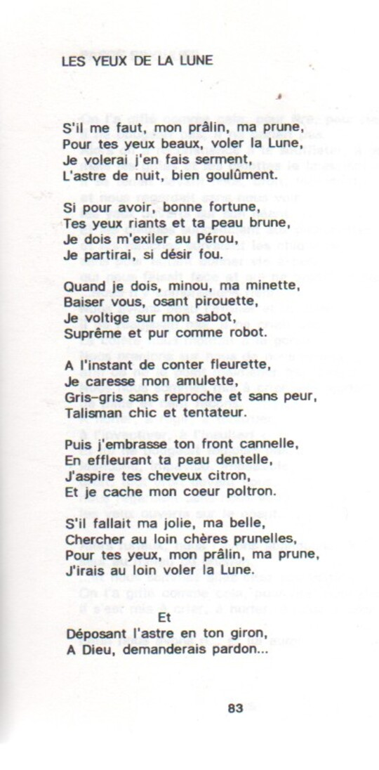 Extraits textes Henri Jacques Gros *