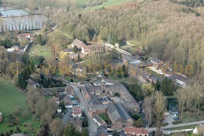 Abtei,kloster,abbay, abadía, abbazia, アビーは、ベルギーの修道士, monniken, België, mnichów, Belgia, monges, Bélgica,Abbaye de Saint-Denis-en-Broqueroie,MONS 2015, Grand Huit Havré - Obourg - Saint-Denis,ivière Obrecheuil, prieuré  , moines bénédictins  ,abbaye, , l'abbaye de La Sauve-Majeure