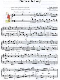 Éducation musicale et littérature : Pierre et le loup cycle 3