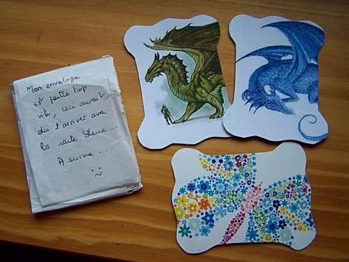 cartonnettes dragon kdo capucine mai 2012