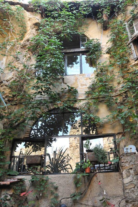 Séjour à Sanremo : Bussana Vecchia (1)